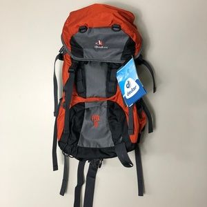 ⛔️SOLD⛔️Deuter Trekking Orange Kids' Hiking Backpa
